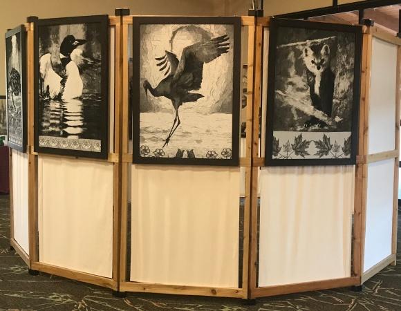 ATALM conference exhibit